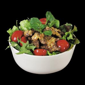 salata-ramstek